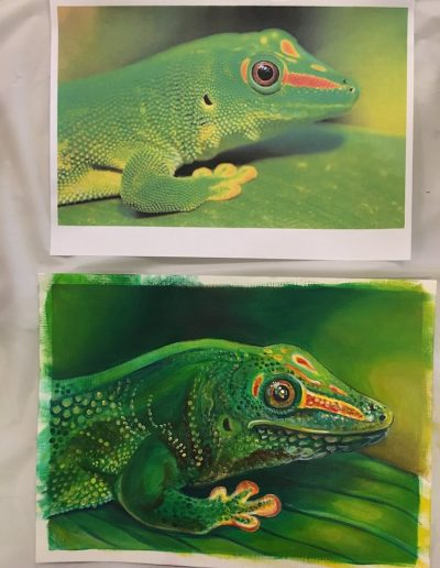 drawing painting animals 10